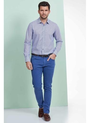 Hemington Pantolon Mavi